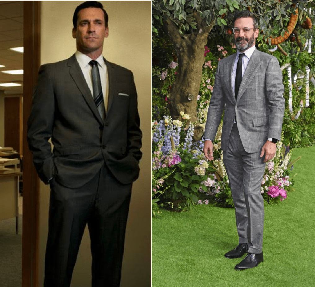 John Hamm Demonstrates Modern How Fashion Has Gone Horribly Wrong