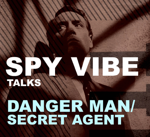 Danger Man podcast